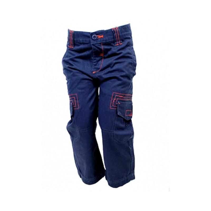 Modré kalhoty Minoti