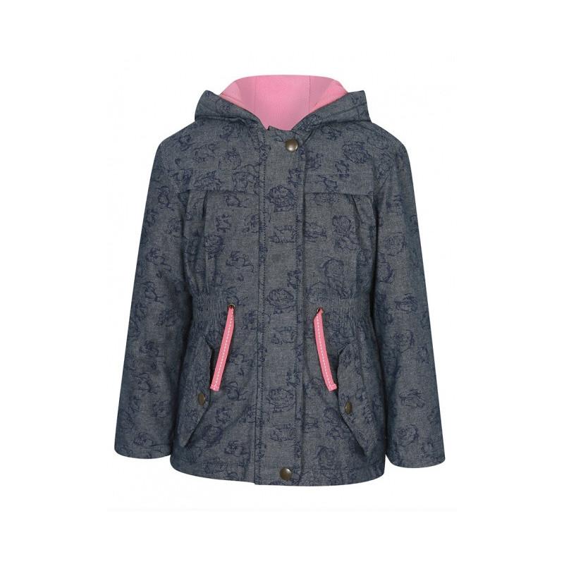 Jarní bunda s kapucí