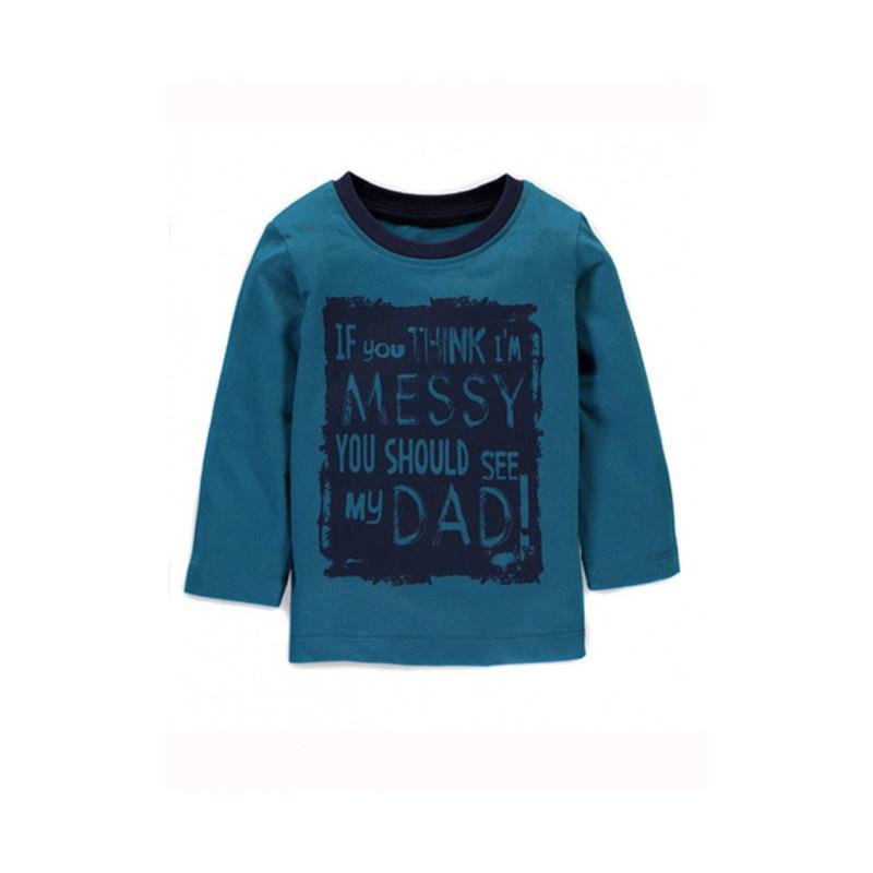 Chlapecké triko Messy