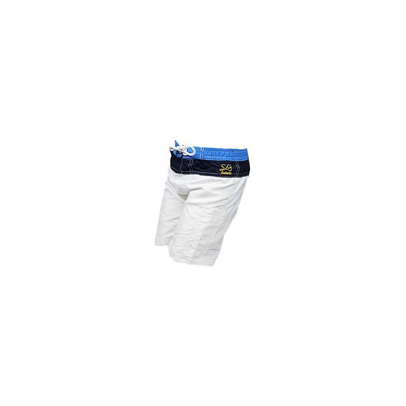 Plavky bílo-modré