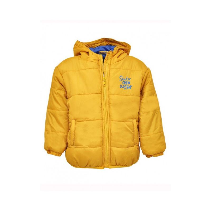 Chlapecká bunda s kapucí