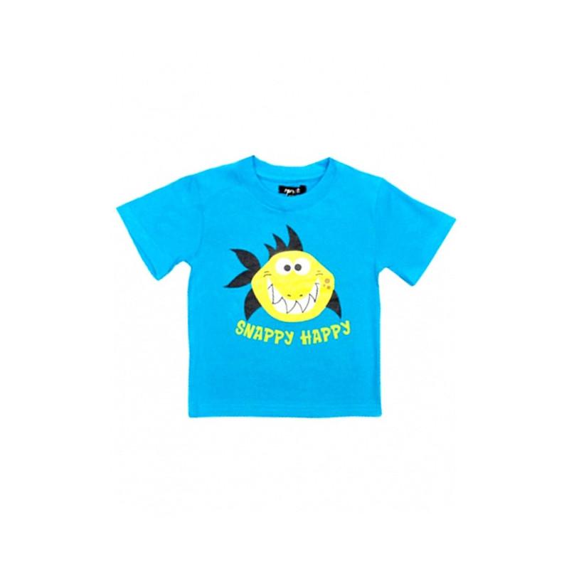 Modré tričko Minoti