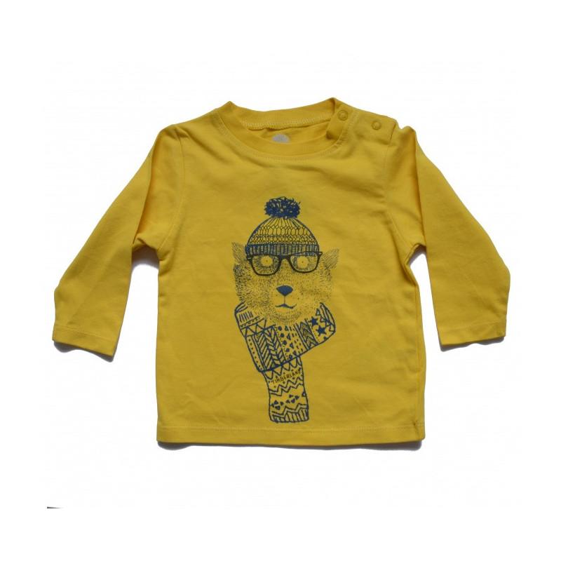 Tričko Timberland žluté