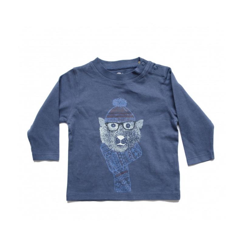 Tričko Timberland modré
