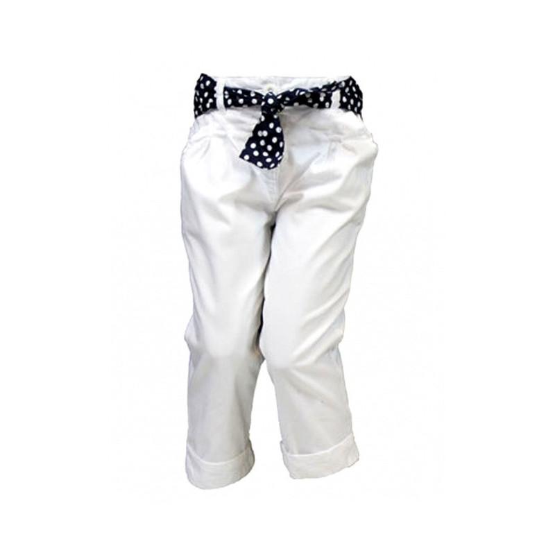 Bílé kalhoty Minoti
