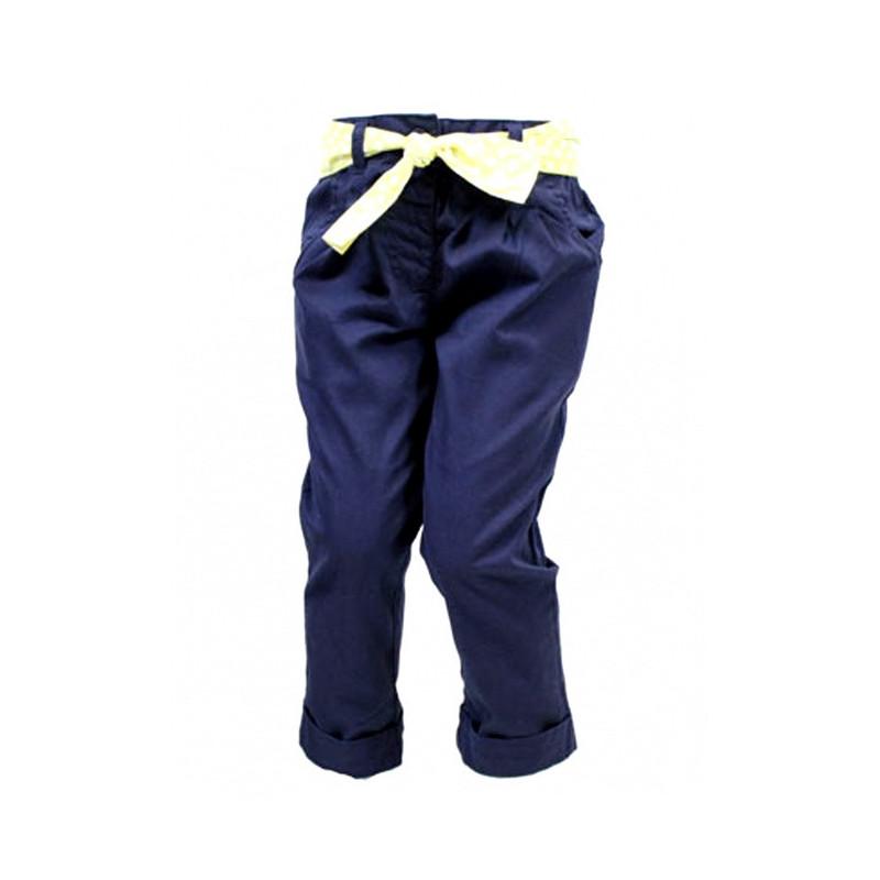 Tmavě modré kalhoty Minoti