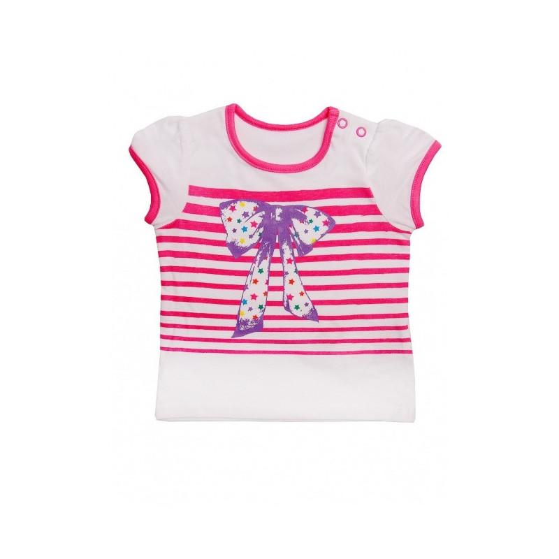 Tričko s mašlí Mothercare