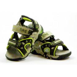 Zelené sandálky Next