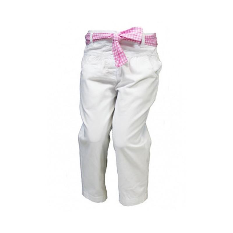 Bílé kalhoty Minoti I.
