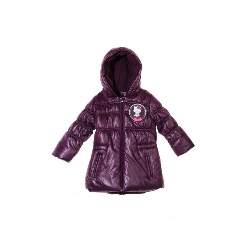 Zimní bunda Kitty fialová