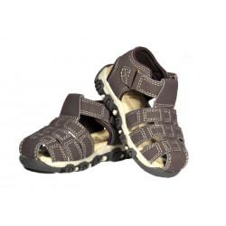 Chlapecké sandály Brown
