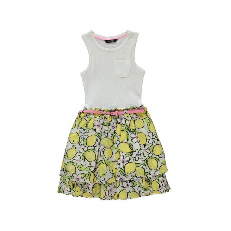 Letní šaty Lemon