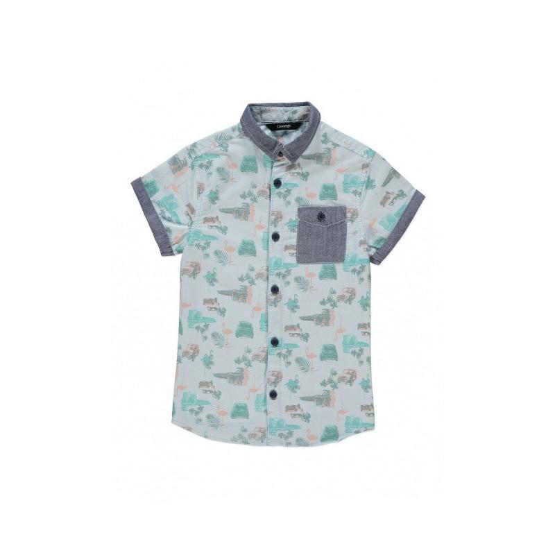 Chlapecká košile Palm