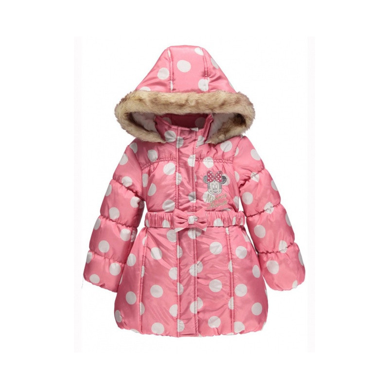 Zimní kabátek Minnie