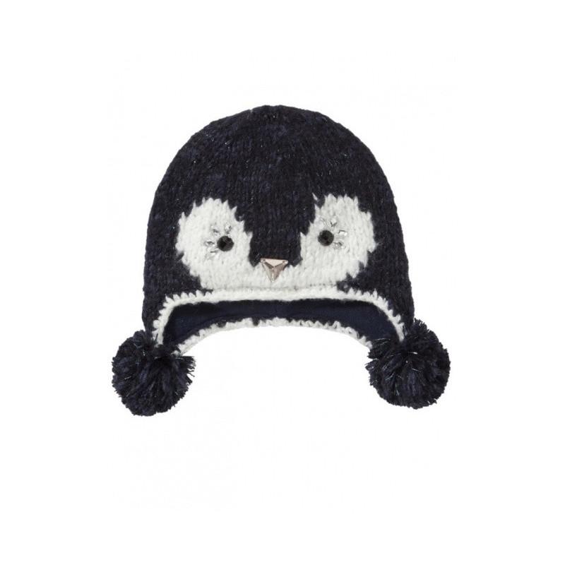 Zimní čepice Owl